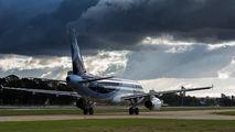 LV-BET - LAN Argentina Airbus A320 aircraft