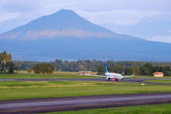 PK-GMR - Garuda Indonesia Boeing 737-800