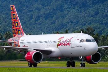 PK-LAM - Batik Air Airbus A320