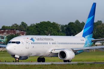 PK-GNO - Garuda Indonesia Boeing 737-800