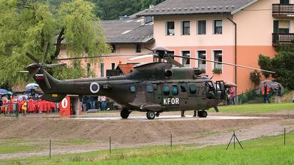 H3-72 - Slovenia - Air Force Eurocopter AS532 Cougar