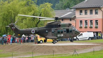 H3-72 - Slovenia - Air Force Eurocopter AS532 Cougar