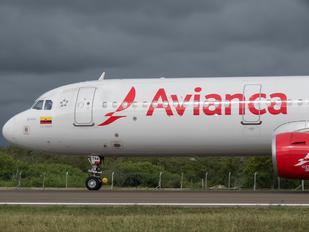 N744AV - Avianca Airbus A321