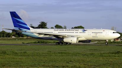 PK-GPO - Garuda Indonesia Airbus A330-200