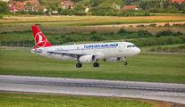 TC-JAI - Turkish Airlines Airbus A320 aircraft