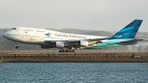 PK-GSG - Garuda Indonesia Boeing 747-400 aircraft