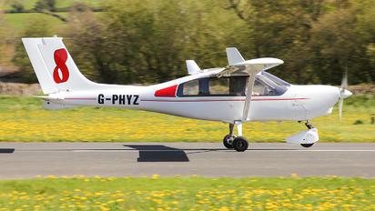 G-PHYS - Private Jabiru J430