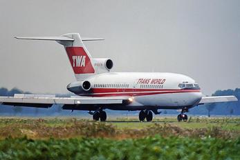 N859TW - TWA Boeing 727-100