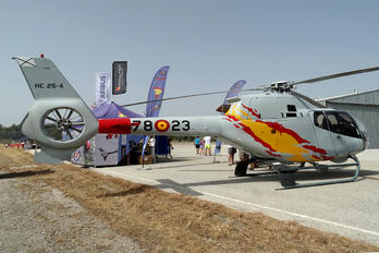 HE.25-4 - Spain - Air Force: Patrulla ASPA Eurocopter EC120B Colibri