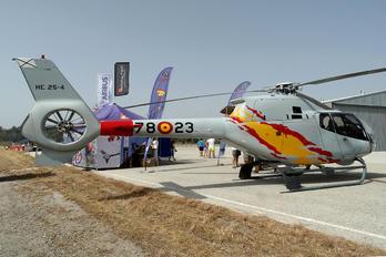 HE.25-4 - Spain - Air Force: Patrulla ASPA Eurocopter EC120B Colibri