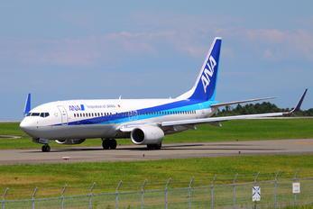 JA84AN - ANA - All Nippon Airways Boeing 737-800