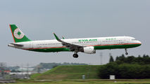 B-16205 - Eva Air Airbus A321 aircraft