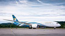 A4O-SZ - Oman Air Boeing 787-8 Dreamliner aircraft