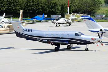 D-FBVB - Private Pilatus PC-12