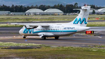 XA-UAU - Aeromar ATR 42 (all models)