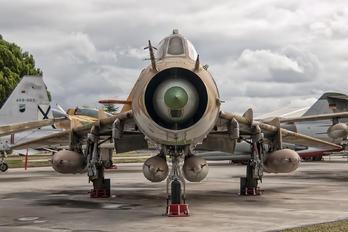 25-18 - Germany - Democratic Republic Air Force Sukhoi Su-22M-4