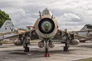 25-18 - Germany - Democratic Republic Air Force Sukhoi Su-22M-4 aircraft