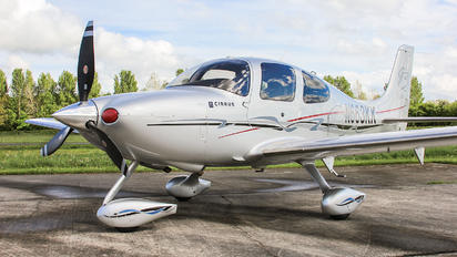 N663KK - Private Cirrus SR22