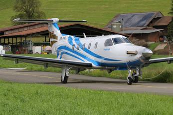 HB-FRT - Private Pilatus PC-12