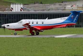 HB-FRP - Royal Flying Doctor Service Pilatus PC-12