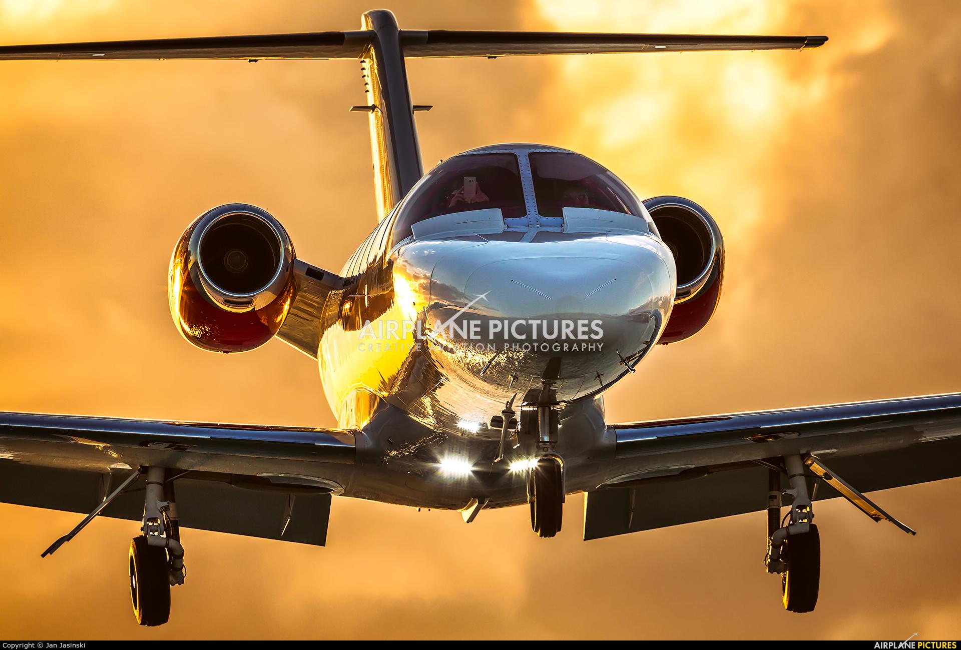 Private - aircraft at Sint Maarten - Princess Juliana Intl