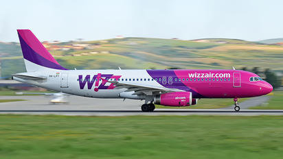 HA-LPY - Wizz Air Airbus A320