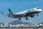 PR-AZA - Azul Linhas Aéreas Embraer ERJ-190 (190-100) aircraft