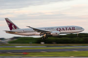 A7-BBH - Qatar Airways Boeing 777-200LR aircraft