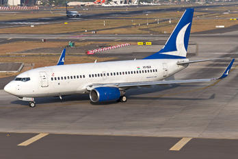 VT-SLA - SpiceJet Boeing 737-700