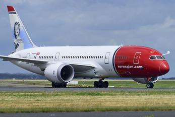 LN-LNA - Norwegian Long Haul Boeing 787-8 Dreamliner