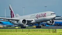 A7-BAY - Qatar Airways Boeing 777-300ER aircraft