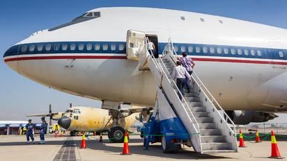 EP-AJT - Iran - Islamic Republic Air Force Boeing 747-100