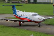 VH-FXN - Royal Flying Doctor Service Pilatus PC-12 aircraft