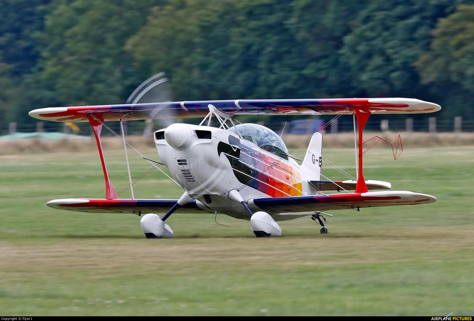 Private G-EGAL aircraft at Lashenden / Headcorn