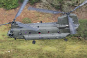 ZA674 - Royal Air Force Boeing Chinook HC.2 aircraft