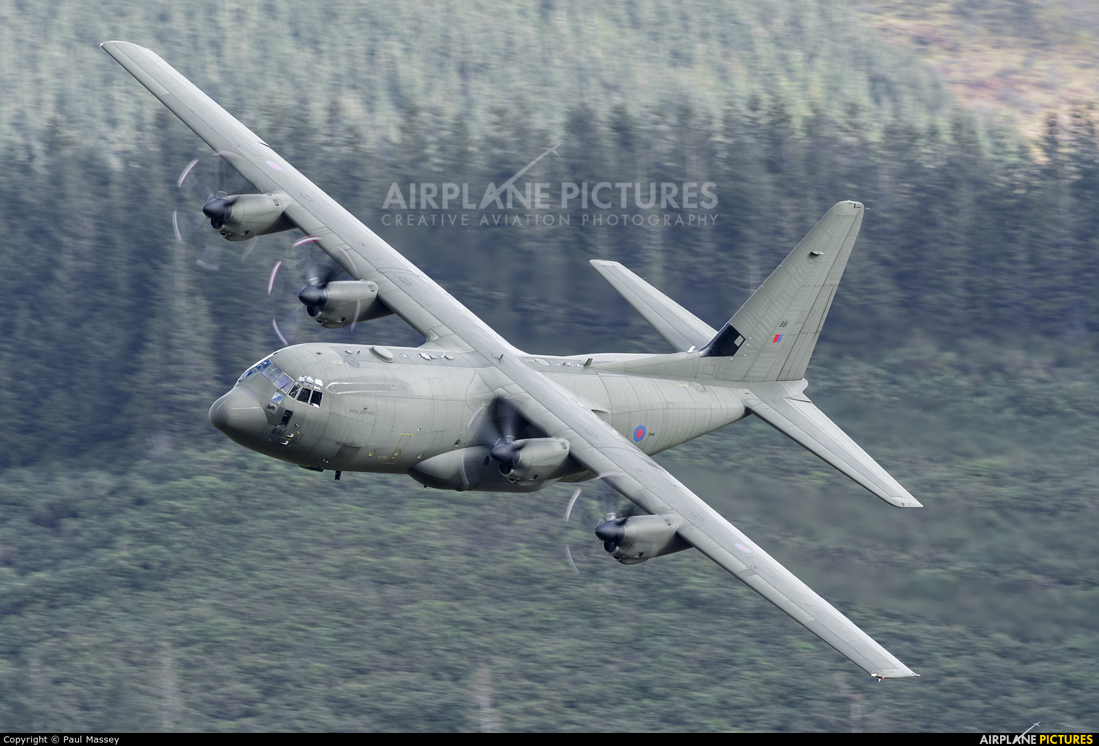 Royal Air Force ZH881 aircraft at In Flight - Wales