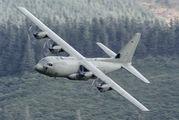ZH881 - Royal Air Force Lockheed Hercules C.5 aircraft