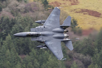 97-0222 - USA - Air Force McDonnell Douglas F-15E Strike Eagle