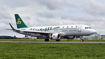 B-8000 - Spring Airlines Airbus A320