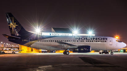C-GNLQ - Nolinor Aviation Boeing 737-300
