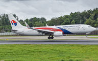 9M-MXS - Malaysia Airlines Boeing 737-800 aircraft