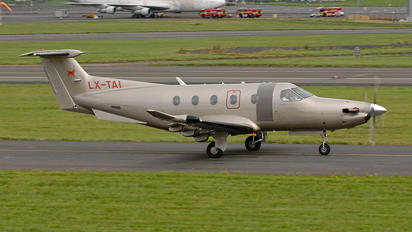 LX-TAI - Unknown Pilatus PC-12