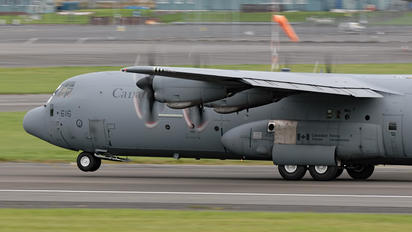 130616 - Canada - Air Force Lockheed C-130J Hercules