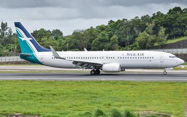 9V-MGP - SilkAir Boeing 737-800