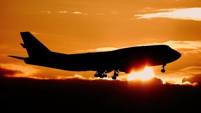 PH-BFC - KLM Boeing 747-400