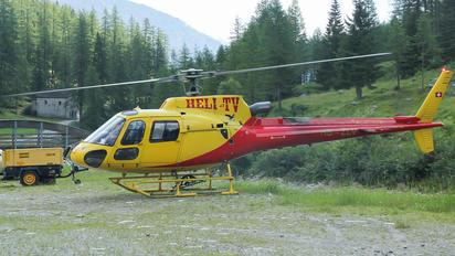 HB-ZLV - Heli-TV Aerospatiale AS350 Ecureuil / Squirrel