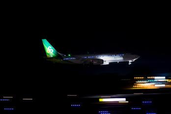 JA02GR - Spring Airlines Japan Boeing 737-800