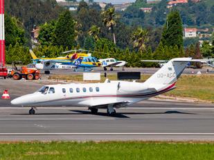OO-ACC - Air Service Liege Cessna 525A Citation CJ2