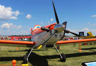 N3159D - Private Air Tractor AT-301