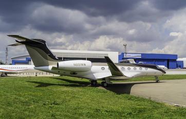 N891WW - Private Gulfstream Aerospace G650, G650ER